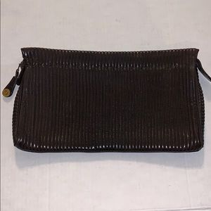 Fendi vintage clutch purse